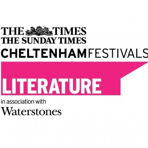 Anthony at Cheltenham Literature Festival