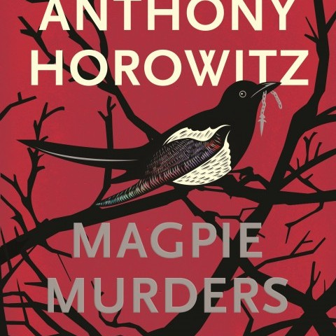 Two weeks until Magpie Murders is published!