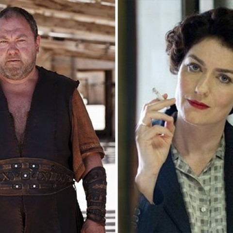 Mark Addy and Anna Chancellor join cast of Anthony Horowitz's BBC1 drama New Blood