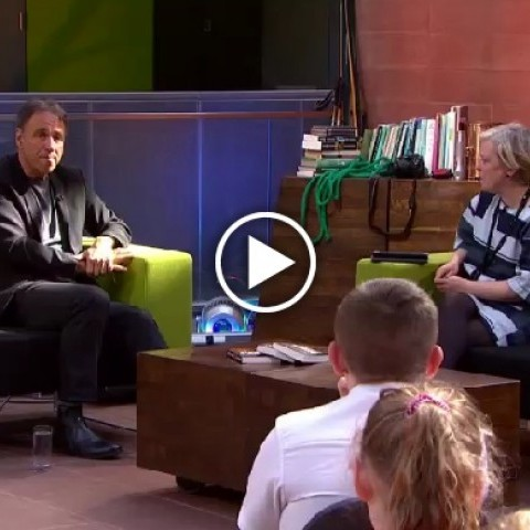 Anthony Horowitz - Authors Live 2015