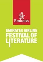 Anthony at the Emirates Airline Festival of Literature