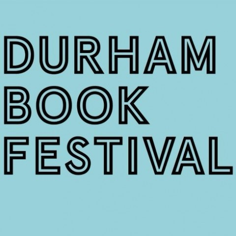 Anthony at Durham Book Festival